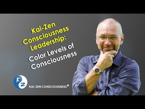 How To Know Your Color Levels of Consciousness