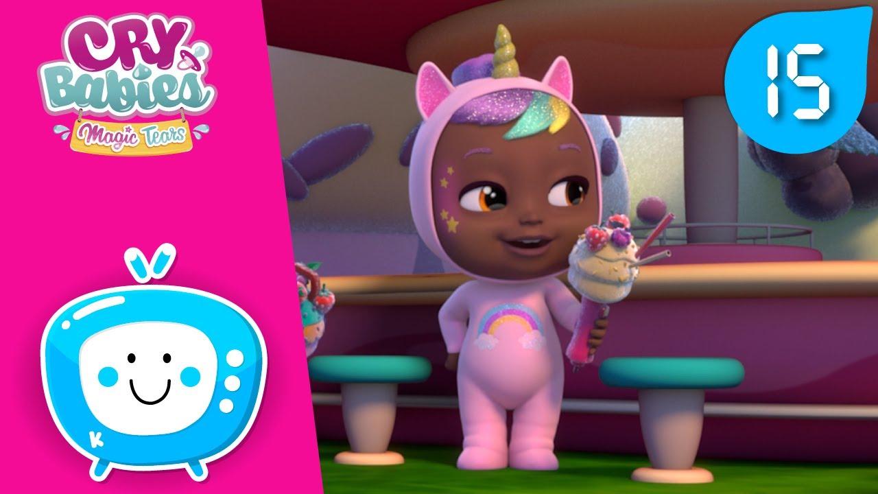 🦄🍧 KOLEKCJA 🍧🦄 CRY BABIES 💧 MAGIC TEARS 💕 Wszystkie Odcinki 🌈 Animacja dla dzieci
