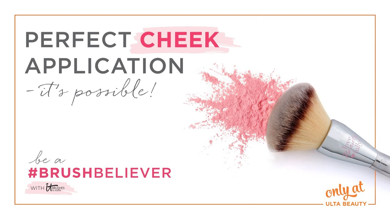 #BrushBeliever: How to Apply Cheek Makeup with Brushes | Ulta Beauty
