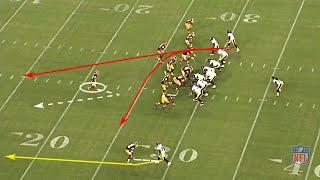 Antonio Brown vs Bashaud Breeland and Josh Norman (NFL Breakdowns Ep 29)
