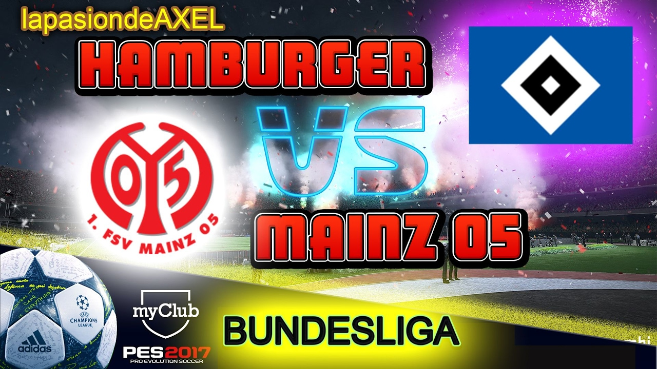 Mainz Vs Hamburg