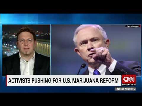 Free marijuana on day of inauguration