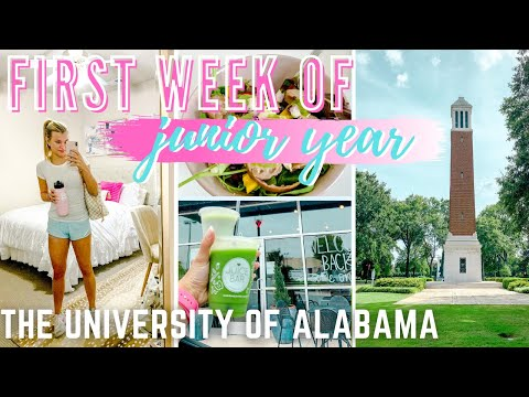 college-week-in-my-life:-first-week-of-classes-|-the-university-of-alabama