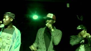 "Money Ink Performs ""Weatherman"" ATL GA."
