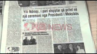 Presidenti Meksikan pret Konsullin Ndroqi. Lajmi pasqyrohet nga shtypi i ditës: Takim i rëndësishëm