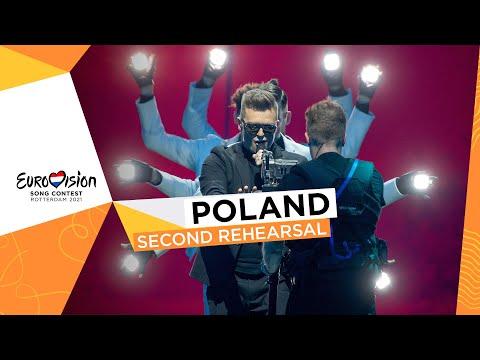 RAFA? - The Ride - Second Rehearsal - Poland ?? - Eurovision 2021