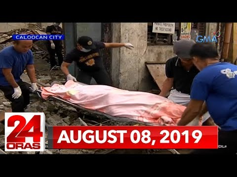 24 Oras Express: August 8, 2019 [HD] from YouTube · Duration:  39 minutes 13 seconds