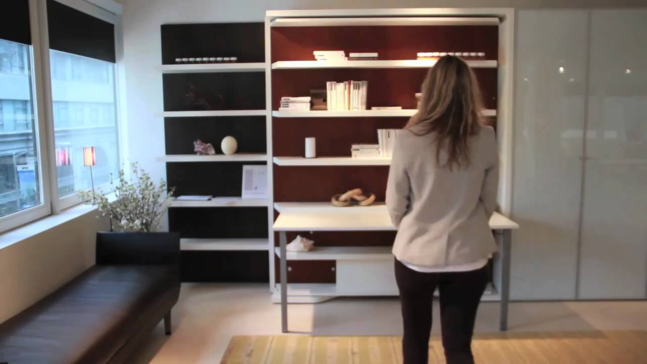 Lgm resource furniture wall bed systems doovi - Resource furniture espana ...