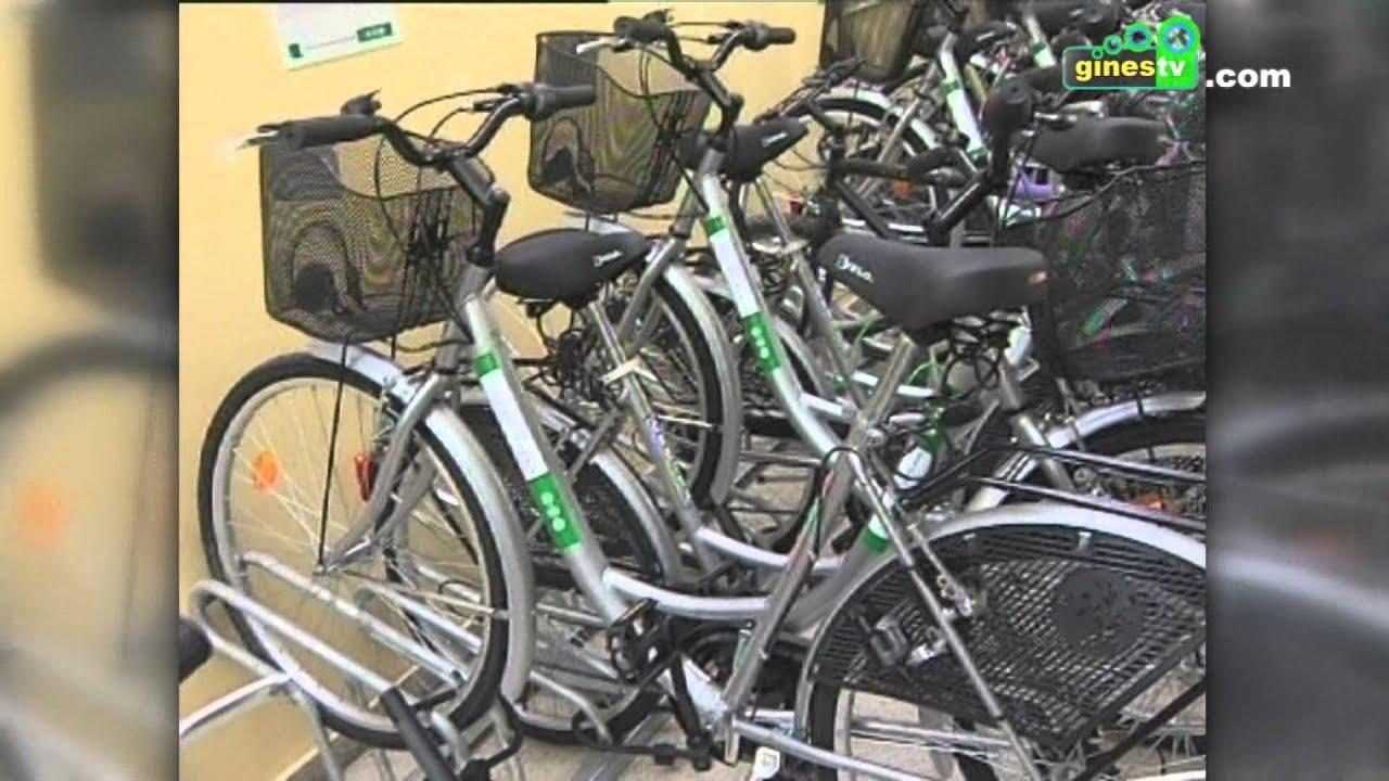 Los vecinos de Gines, los que más utilizan el servicio Bus+Bici
