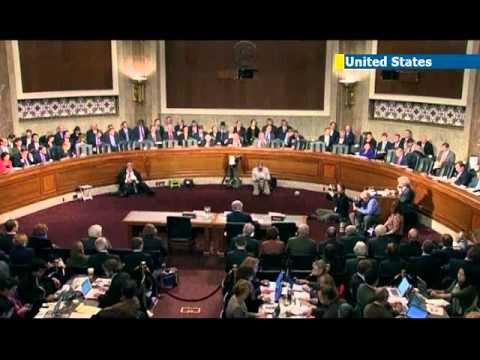 Hagel takes command: New US Defense Secretary Chuck Hagel speaks at the Pentagon