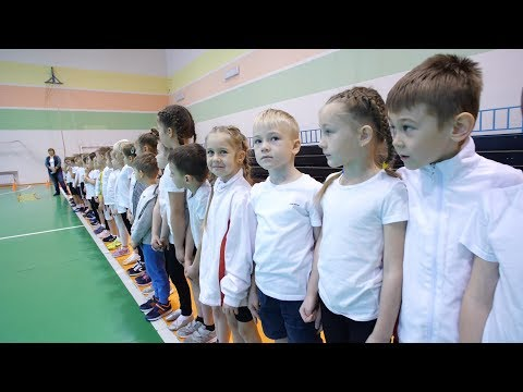 Олимпиада по физкультуре среди дошкольников
