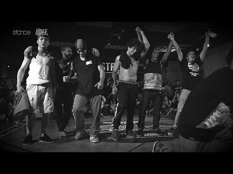 Freestyle Session: Las Vegas Recap // udeftour.org // .stance // Silverback Bboy Events 2014