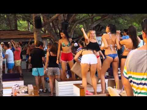 Croatian Beach Party