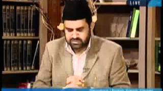 Hadrat Mirza Ghulam Ahmed (as) is a subordinate prophet under Holy Prophet SAW.flv