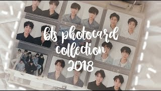 bts photocard collection 2018