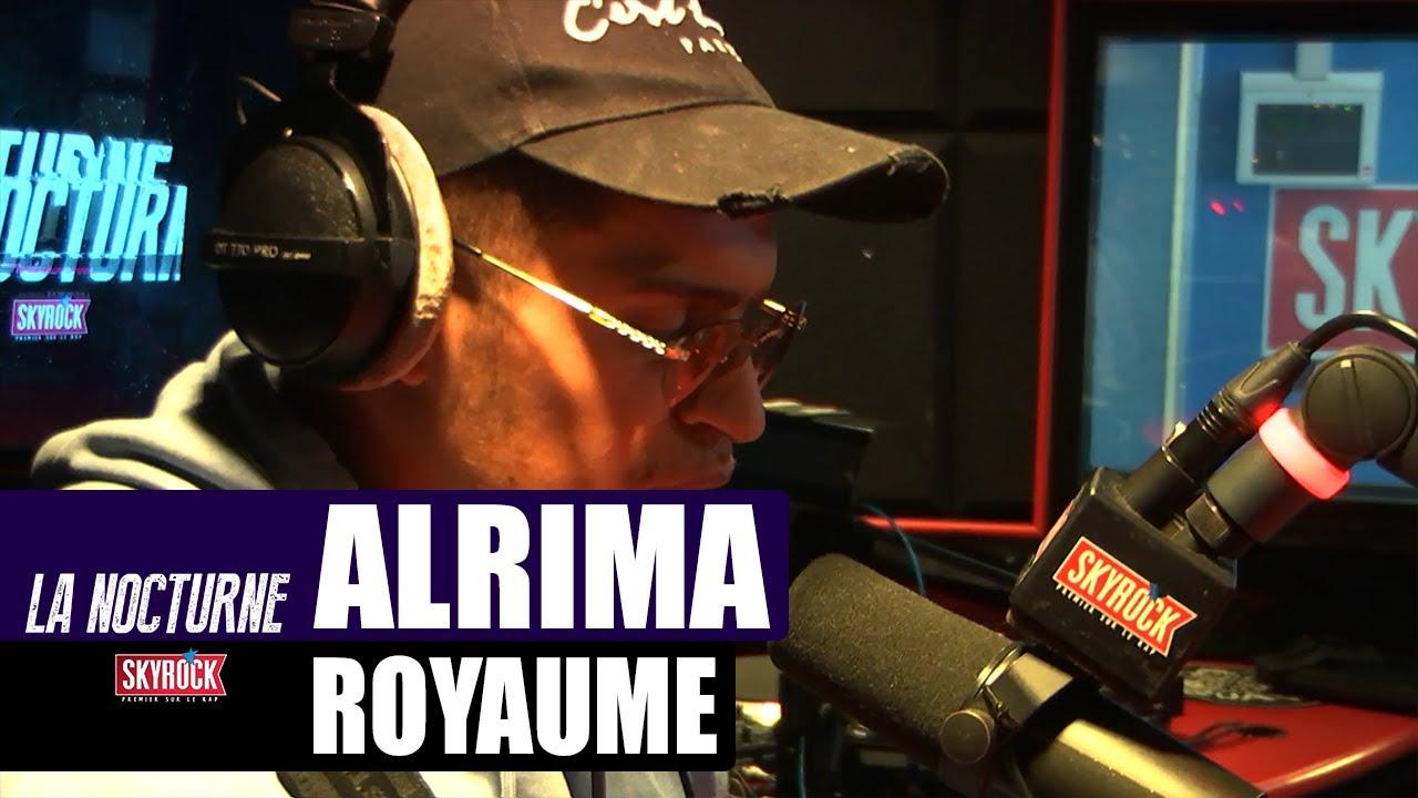 "Download Alrima ""Royaume"" #LaNocturne"