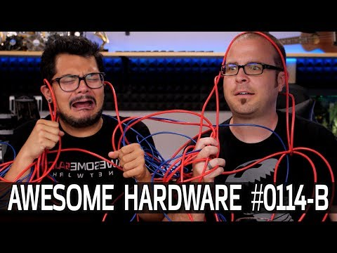 Awesome Hardware #0114-B: Zenith Extreme X399 Threadripper Motherboard & MS Paint Drama