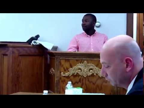 Dillon County Council Meeting 6 28 17