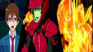 Valvrave launches (1:47), L-elf kills Haruto who then turns into a ...