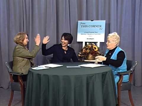 From This CornerTV: Anne Garland and Marge Piccini
