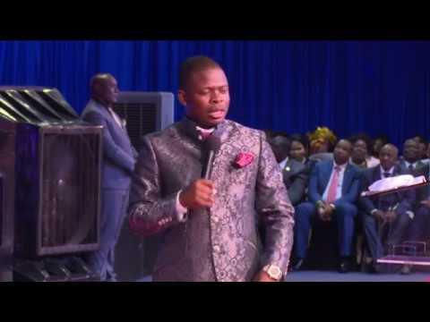 Angelic Visitation Part 2 With Prophet Shepherd Bushiri