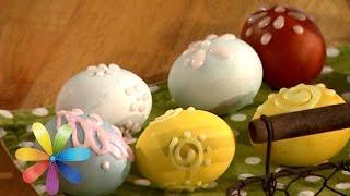 Как украсить яйца с помощью сахара: конкурс пысанок - Все буде добре