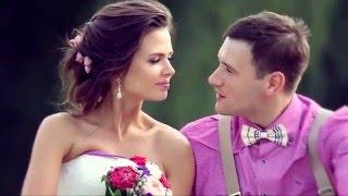 Свадебный клип(CDE).Евгения и Сергей.