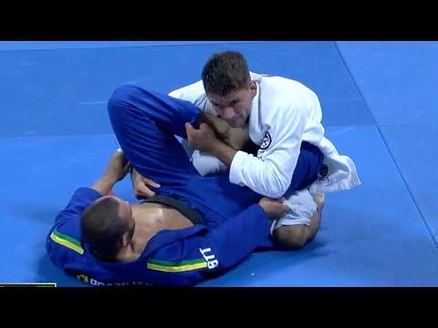 Rafael Mendes VS Leonardo Saggioro / World Championship 2016