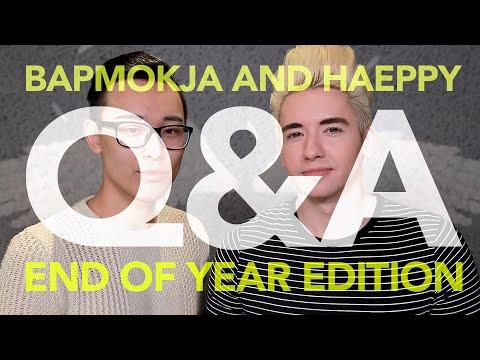 BapMokja and Haeppy Q&A 19+
