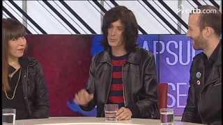 El grupo Capsula nos habla sobre el adn vizcaíno Tony Visconti