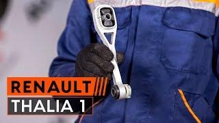 Údržba Renault Symbol Thalia - video tutoriál