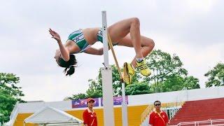 Nhảy Cao/Nữ - High Jump/Women (ĐK Trẻ châu Á 2016)