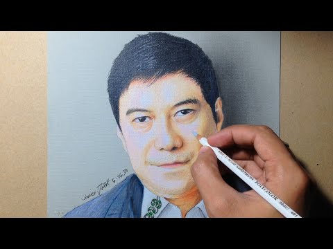 raffy-tulfo-colored-pencil-drawing-||-jaice-tobs