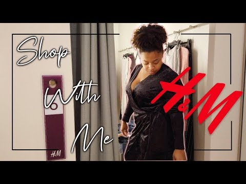 Shop With Me | H & M | Her_NaturalBeuT