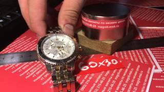 видео Неодимовый магнит 60х30 мм