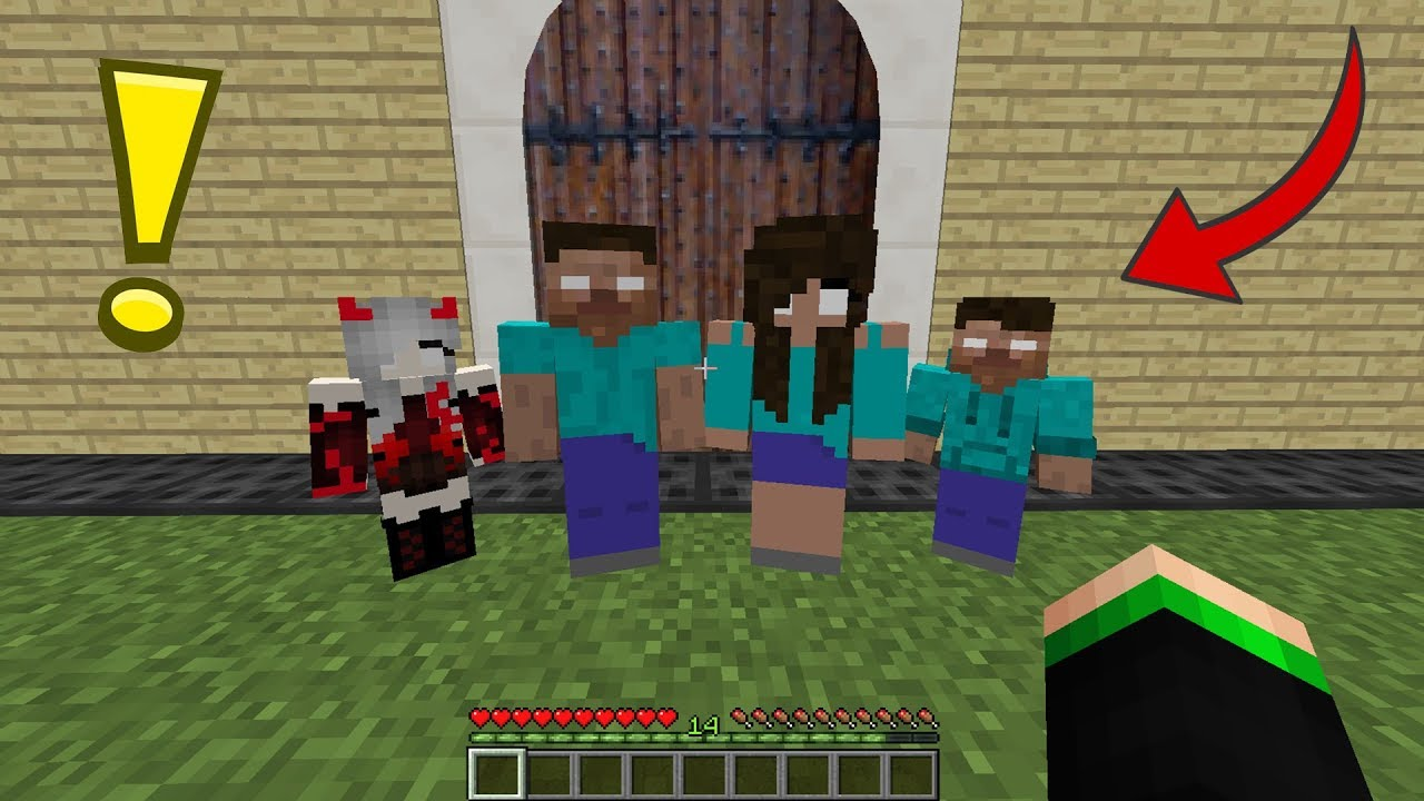 Opa Minecraft Style