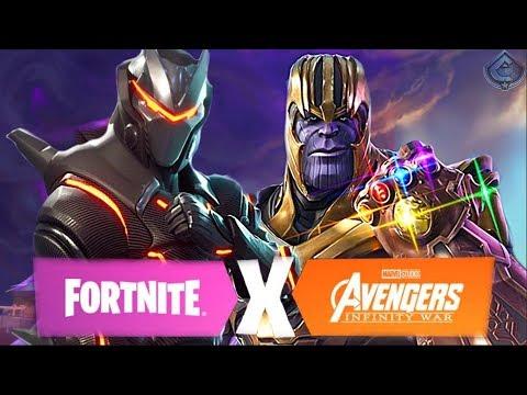 Fortnite: Battle Royale - Avengers Infinity War Game Mode Confirmed!