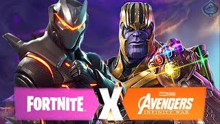 Fortnite: Battle Royale - Avengers Infinity War Game Mode Confirmed!