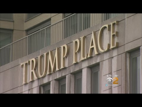 Residents 'Embarrassed' To Live In Trump Building