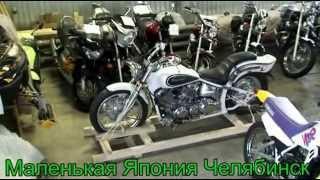 Маленькая Япония Челябинск 2014
