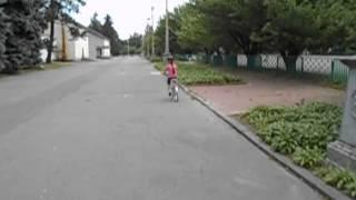 Обучение детей катанию на велосипеде (от 3-х лет)