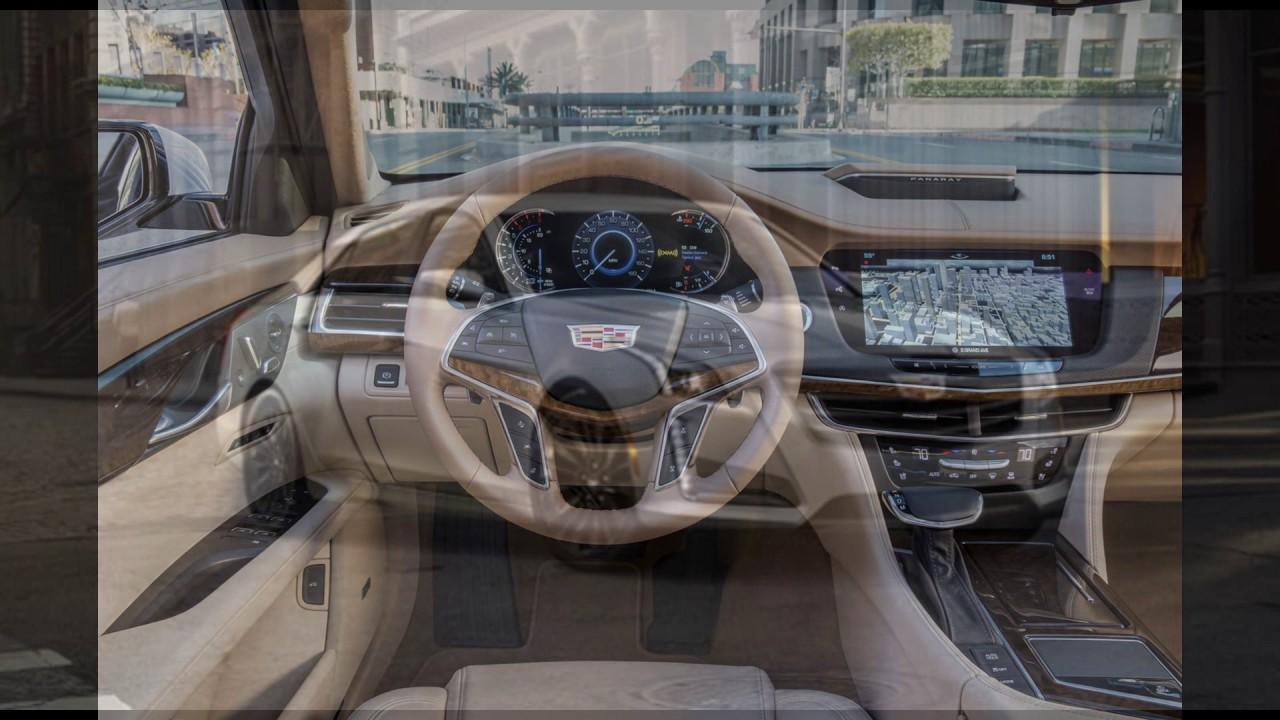 New 2018 Cadillac Ct6 V8 Twin Turbo Youtube