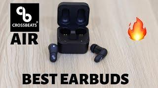 CrossBeats Air | Best Earbuds | Tech Unboxing 🔥