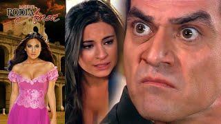 La que no podía amar: ¡Rogelio se entera del engaño de Ana Paula! | Escena C41