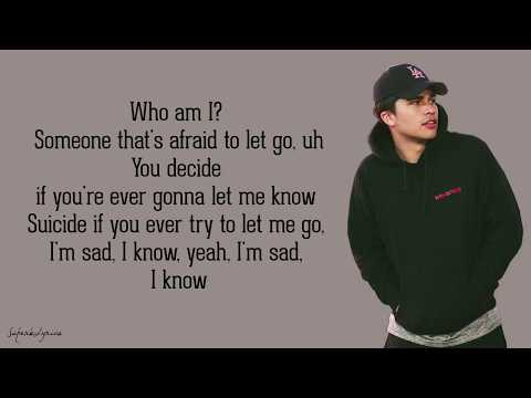 Alex Aiono - OTW, SAD! , and We Belong Together (Lyrics)