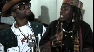 Reggae Makossa interviews Shinehead
