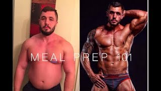 MEAL PREP 101: HOW TO MAKE EATING CLEAN EASY