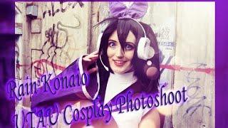 UTAU Cosplay Photoshoot [Rain Konaio]