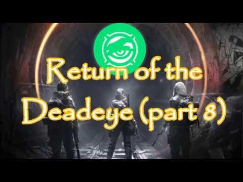 The Division #167: Return of the Deadeye 8 (Puny tac link)