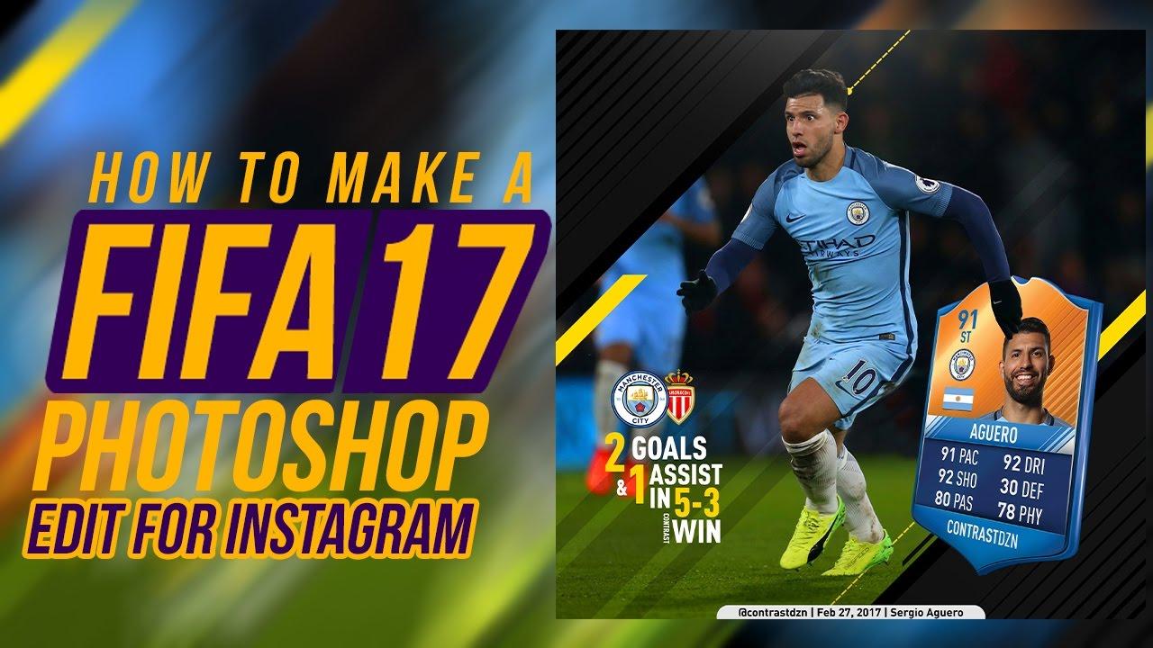 Fifa 17 Instagram